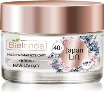 Bielenda Japan Lift дневен крем против бръчки  40+