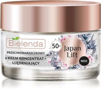 Bielenda Japan Lift crema de noapte pentru fermitate 50+