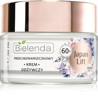 Bielenda Japan Lift cremă nutritivă antirid 60+
