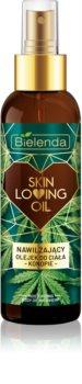 Bielenda Skin Loving Oil Hemp odżywczo-nawilżający olej