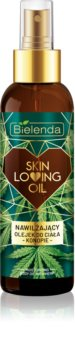 Bielenda Skin Loving Oil Hemp olio nutriente e idratante