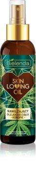 Bielenda Skin Loving Oil Hemp подхранващо и хидратиращо олио