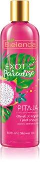 Bielenda Exotic Paradise Pitaya negovalno olje za prhanje