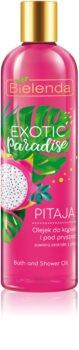 Bielenda Exotic Paradise Pitaya olio doccia trattante