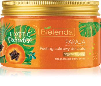 Bielenda Exotic Paradise Papaya regeneracijski piling