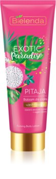 Bielenda Exotic Paradise Pitaya lait corporel raffermissant