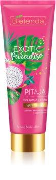 Bielenda Exotic Paradise Pitaya lotiune de corp pentru fermitate
