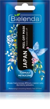 Bielenda Japan Peel-Off masque crème hydratant