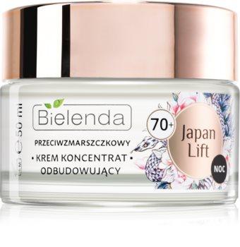 Bielenda Japan Lift възстановяващ крем 70+
