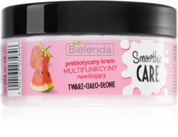 Bielenda Smoothie Care hidratantna krema za tijelo i lice