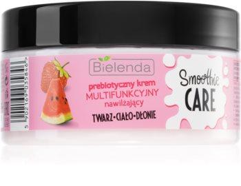 Bielenda Smoothie Care зволожуючий крем для тіла та обличчя