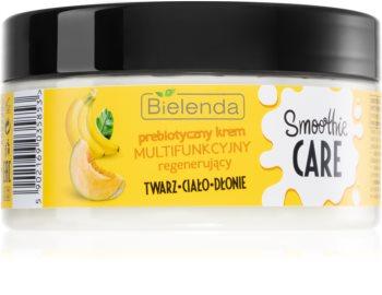 Bielenda Smoothie Care creme regenerador   para corpo e rosto