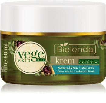 Bielenda Vege Skin Diet feuchtigkeitsspendende Creme für trockene Haut