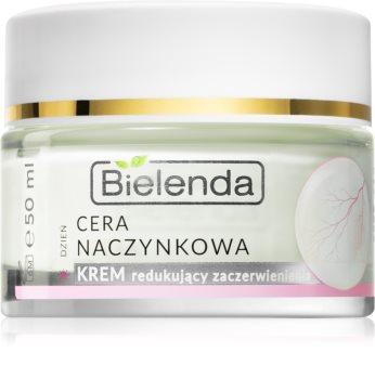 Bielenda Capillary Skin крем за редуциране на зачервявания