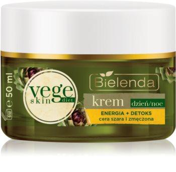 Bielenda Vege Skin Diet енергетичний крем для втомленої шкіри