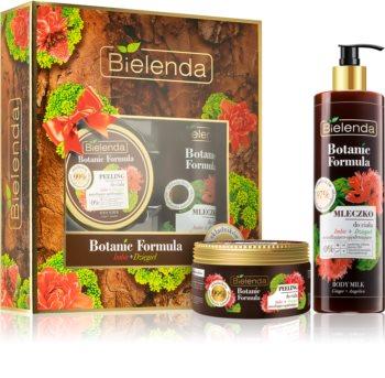 Bielenda Botanic Formula Ginger + Angelica подаръчен комплект I.