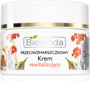 Bielenda Red Gingseng crème revitalisante anti-rides