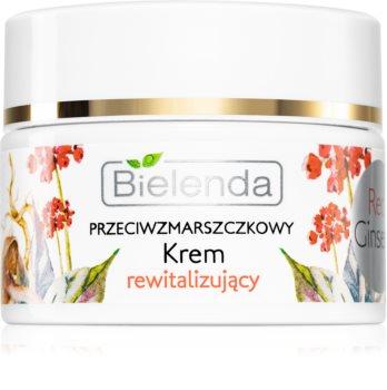 Bielenda Red Gingseng Revitalizing Cream with Anti-Wrinkle Effect