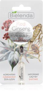 Bielenda Red Gingseng Ampule with Anti-Wrinkle Effect