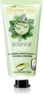 Bielenda Botanical Clays crème détoxifiante à l'argile