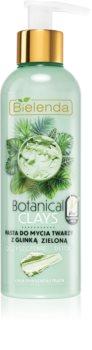Bielenda Botanical Clays pastă de curățare cu argila