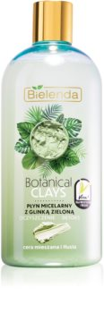Bielenda Botanical Clays apă micelară detoxifiantă cu argila