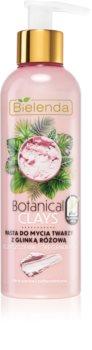 Bielenda Botanical Clays почистваща паста за суха кожа