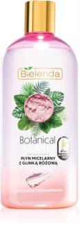Bielenda Botanical Clays vlažilna micelarna voda z ilovico