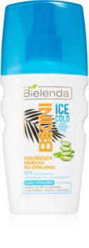 Bielenda Bikini Ice Cold hidratante corporal pós-solar
