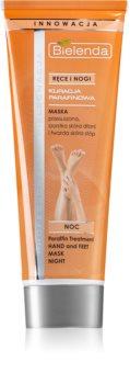 Bielenda Paraffin Treatment máscara de parafina para pés e mãos