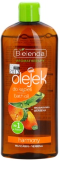 Bielenda Aromatherapy Harmony óleo de banho e duche