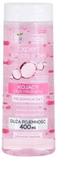 Bielenda Expert Pure Skin Soothing água micelar de limpeza 3 em 1