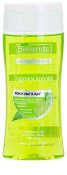 Bielenda Cucumber&Lime Mattifying Toner for Oily Skin