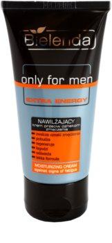 Bielenda Only for Men Extra Energy creme intensivo hidratante contra marcas de cansaço