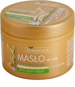 Bielenda Golden Oils Ultra Firming manteiga corporal intensiva para refirmação de pele