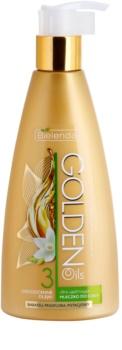 Bielenda Golden Oils Ultra Firming leite corporal intensivo  para refirmação de pele