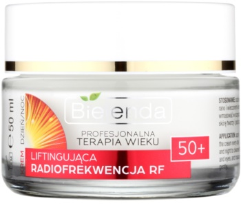 Bielenda Professional Age Therapy Lifting Radiofrequency RF creme antirrugas 50+