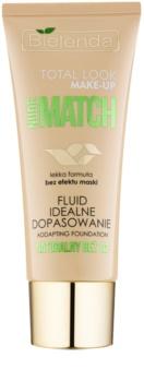 Bielenda Total Look Make-up Nude Match Liquid Foundation for Even Skintone