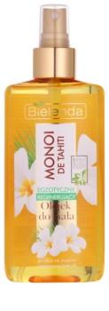 Bielenda Tropical Oils Monoi De Tahiti óleo corporal regenerador