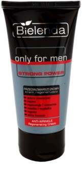 Bielenda Only for Men Strong Power Restoring Cream with Anti-Wrinkle Effect