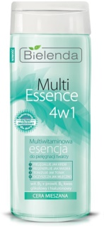 Bielenda Multi Essence 4 in 1 essência multivitamínica para pele mista