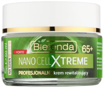 Bielenda Nano Cell Xtreme 65+ creme revitalizante diário  SPF 8