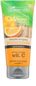 Bielenda Vegan Friendly Orange пилинг за тяло