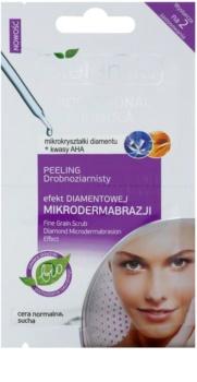 Bielenda Professional Formula gel suave com efeito peeling para pele normal e seca