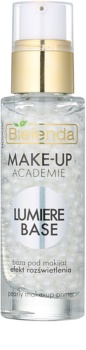 Bielenda Make-Up Academie Lumiere Base primer iluminador