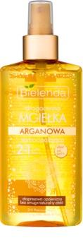 Bielenda Precious Oil  Argan samoporjavitvena meglica za obraz in telo
