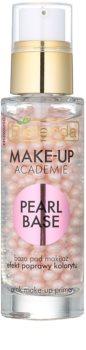 Bielenda Make-Up Academie Pearl Base base de maquilhagem para um aspeto jovem