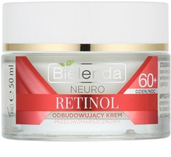 Bielenda Neuro Retinol obnovitvena krema proti gubam 60+