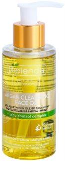 Bielenda Skin Clinic Professional Correcting óleo argão de limpeza  para pele oleosa