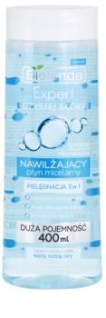 Bielenda Expert Pure Skin Moisturizing micelární čisticí voda 3 v 1